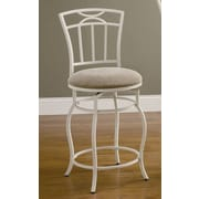 Wildon Home   Lawn Swivel Bar Stool with Cushion; 24''
