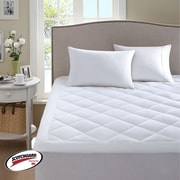Sleep Philosophy Scotchguard Waterproof Mattress Pad; King