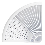 Better Houseware 3-in-1 Space Saving Corner Dish Drainer