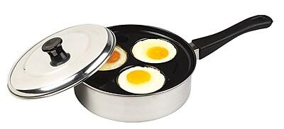 Better Houseware 3 Cup Egg Poacher WYF078277971946