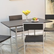 Carolina Cottage Otto Dining Table; Black
