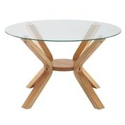 Antique Revival Euclid End Table