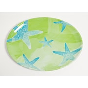 Galleyware  Company Yacht and Home Starfish Melamine Oval Platter