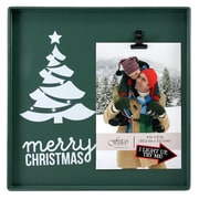 Fetco Home Decor Snapshots Merry Christmas Picture Frame