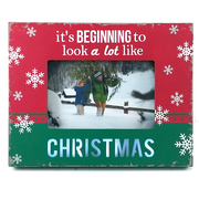 Fetco Home Decor Thompson It's Beginning Picture Frame