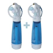 Sunpentown Set of 2 Misting Hand Held Fan (Set of 2)