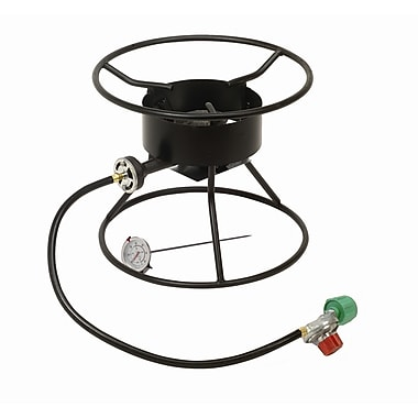 King Kooker Heavy Duty Portable Propane Outdoor Cooker Package
