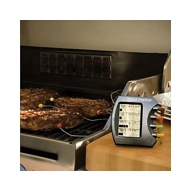 Bull Outdoor Steak Station Digital Meat Thermometer