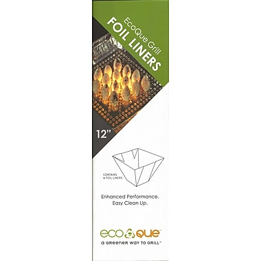 EcoQue 12'' Foil Liners