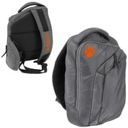 Logo Chairs NCAA Game Changer Sling Backpack; Clemson