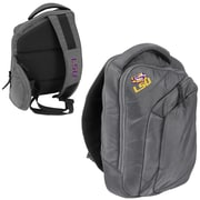Logo Chairs NCAA Game Changer Sling Backpack; Louisiana State University