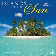Sellers Publishing 2016 Islands in the Sun Wall Calendar