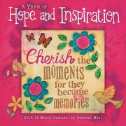 Sellers Publishing 2016 Year of Hope and Inspiration Wall Calendar