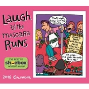 Sellers Publishing 2016 Laugh 'til the Mascara Runs Boxed Daily Calendar