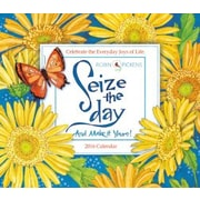 Sellers Publishing 2016 Seize the Day Boxed Daily Calendar