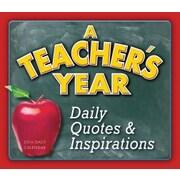 Sellers Publishing 2016 A Teacher's Year Boxed Daily Calendar