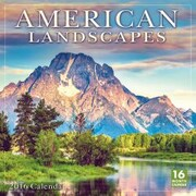 Sellers Publishing 2016 American Landscapes Wall Calendar