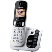Panasonic Dect 6.0 Plus Expandable Digital Cordless Answering System (single-handset System)