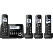 Panasonic Dect 6.0 1.9 Ghz Expandable Digital Cordless Phone (4 Handsets)