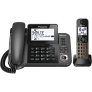 Panasonic Dect 6.0 1.9 Ghz Link-to-cell 1-line Corded/cordless With Tad (1 Cordless Handset)