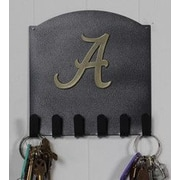HensonMetalWorks Collegiate Classic Key Holder; Alabama