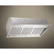 XO Ventilation Fabriano 600 CFM Insert for Custom Built Stainless Steel Range Hood