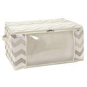 Macbeth Collection Textured Chevron Blanket Bag