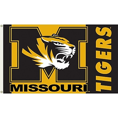 BSI Products NCAA Traditional Flag; Missouri