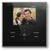 On-Q® Adorne™ Wireless Interior Intercom Unit, Magnesium/Black (AI6000M1)