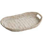 Woodard & Charles Carribbean Accents Oval Tray