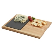 Woodard & Charles Elan Oak Cheese board w/ Slate Insert