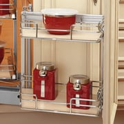 Rev a shelf two tier blind corner organizer left staples - Storage staples corner ...