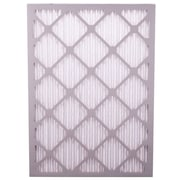 Quality Filters, Inc Dust & Pollen Air Filter (Set of 4); 25'' H x 16'' W x 1'' D