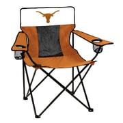 Logo Chairs NCAA Elite Chair; Texas