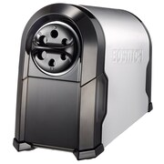 AMAX INC Pencil Sharpener, Electric, Silver/Black (EPS14HC)