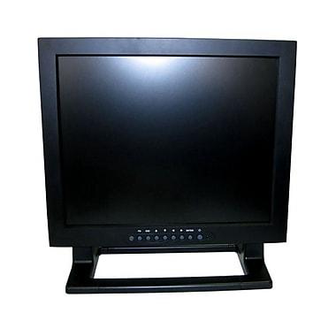 SeqCam – Enregistreur vidéo numérique avec écran, 28 po x 25 po x 7 po, noir