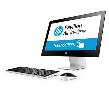 HP Pavilion (22-a109 AiO) Desktop, 2.90GHz Intel® Pentium® G3260T, 8GB DDR3L SDRAM, 1TB HDD, Windows 10, Bilingual