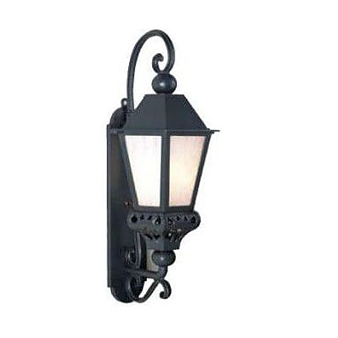 Melissa Tuscany 1-Light Outdoor Wall Lantern; Old Copper
