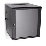 Kendall Howard Swing Out Wall Mount Enclosure; 12U Spaces