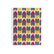 """Miquelrius Pop Four-Subject Notebook, College Ruled, 8.5"""" x 11"""" (49448)"""