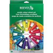 Reeves Colour Wheel Set, Acrylic (8491460)