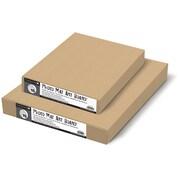"""Photo Mat Art Board 11""""X14"""" 15/Pkg-White Holds 4""""X6"""" Photo"""