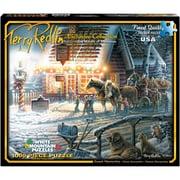 "White Mountain Puzzles Jigsaw Puzzle 1000 Pieces 24""X30"", Sweet Memories (WM1138PZ"