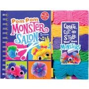 Klutz PomPom Monster Salon Book Kit (534624)