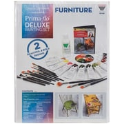 Donna Dewberry Deluxe Paint Set-Furniture In Prima Flo