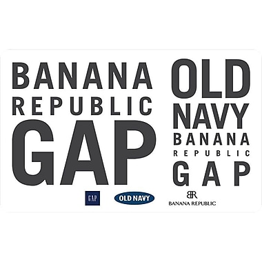 Gap – Carte-cadeau Options de 25 $