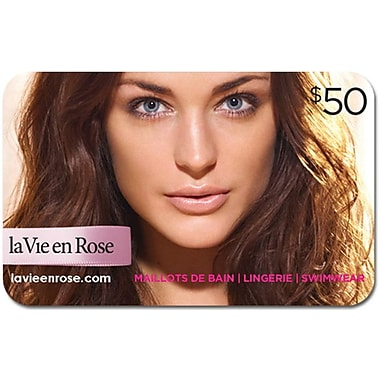 La Vie En Rose $50 Gift Card