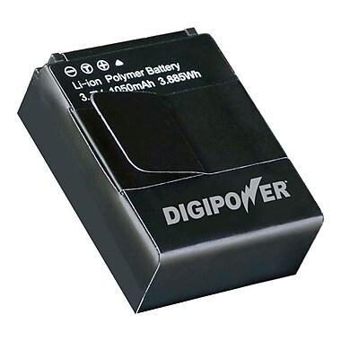 DigiPower – Pile BP-GPHR301 GoPro Re-fuel rechargeable de rechange pour GoPro Hero 3, 960 mAh