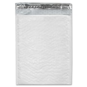 "PAC Worldwide Poly Bubble Mailers, Self Seal, 14-1/4"" x 19-1/4"", White"