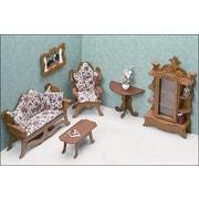 Greenleaf Dollhouses Living Room Furniture Kit